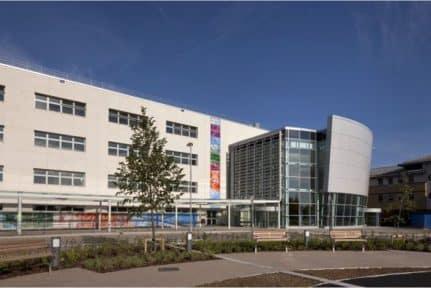 Broomfield Hospital External